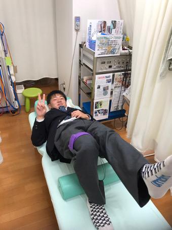 山川達也さん 男性 16歳 お住まい:瑞穂町 学生