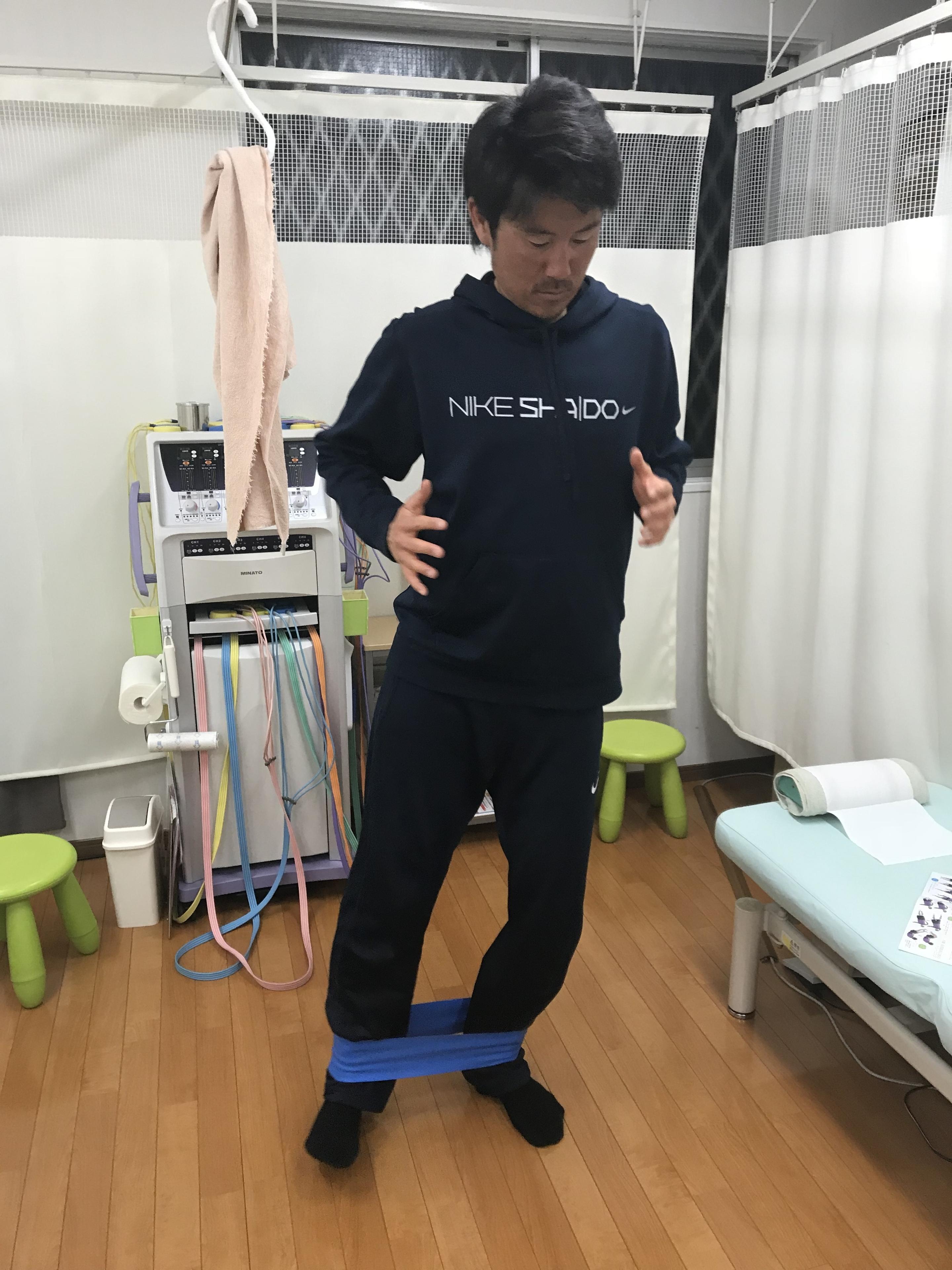 体幹トレーニング1