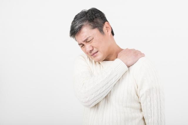 肩、腕周りの痛み