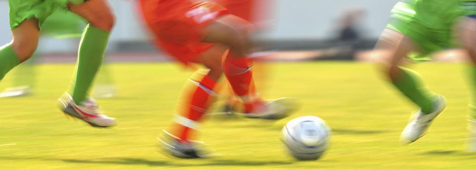 スポーツによるけがの治療