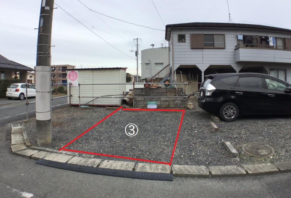 第2駐車場3